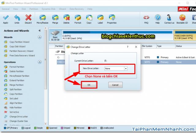Dùng System Image để Sao lưu & Phục hồi Windows 10 + Hình 19
