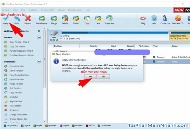 Dùng System Image để Sao lưu & Phục hồi Windows 10 + Hình 20