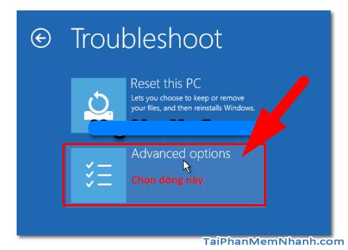 Dùng System Image để Sao lưu & Phục hồi Windows 10 + Hình 24