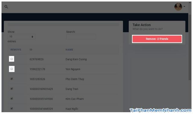 Thông tin về công cụ quản lý Facebook - Monokaitoolkit + Hình 5