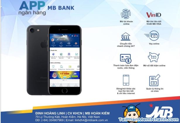 Tải MBBank - Ứng dụng Ngân hàng quân đội cho điện thoại iOS + Hình 6