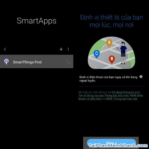 Cách tìm điện thoại Samsung bị mất khi không có internet + Hình 13