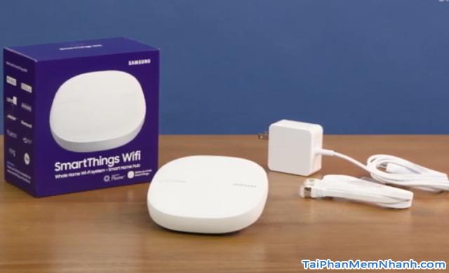 Hướng dẫn cách cài đặt Samsung SmartThings Wifi + Hình 2