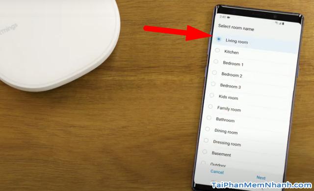 Hướng dẫn cách cài đặt Samsung SmartThings Wifi + Hình 17
