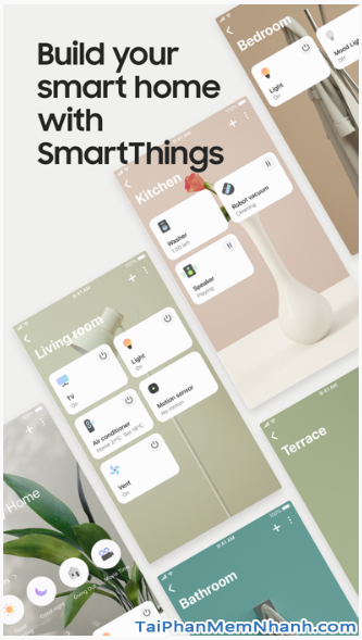 Hướng dẫn tải cài đặt SmartThings cho PC Windows + Hình 5