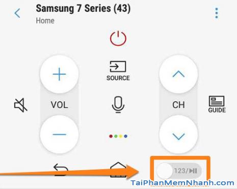 Điều khiển Samsung Smart TV bằng App SmartThings trên mobile + Hình 18