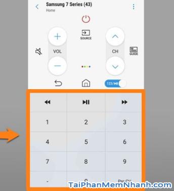 Điều khiển Samsung Smart TV bằng App SmartThings trên mobile + Hình 19