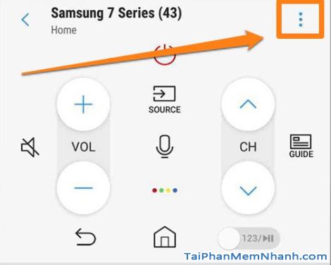 Điều khiển Samsung Smart TV bằng App SmartThings trên mobile + Hình 20