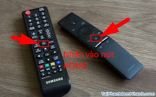 Cách kết nối Chuột/Bàn phím không dây với Smart TV Samsung + Hình 7