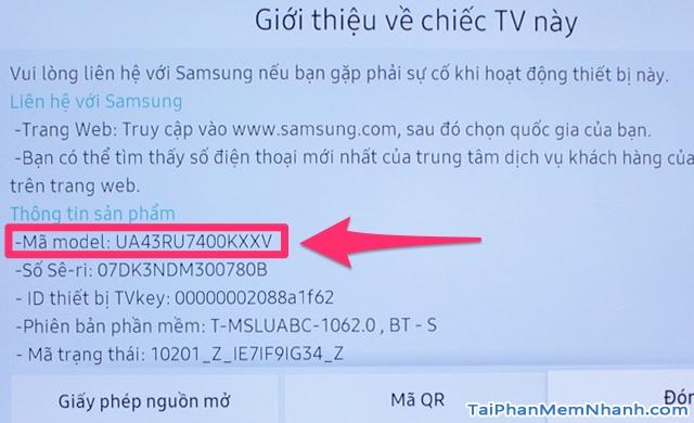 Cách kết nối Chuột/Bàn phím không dây với Smart TV Samsung + Hình 12