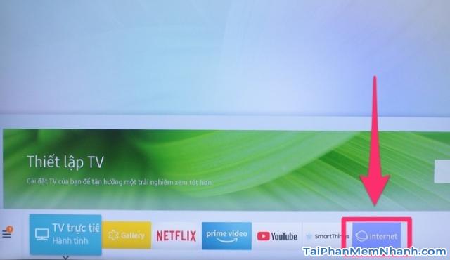 Cách kết nối Chuột/Bàn phím không dây với Smart TV Samsung + Hình 13