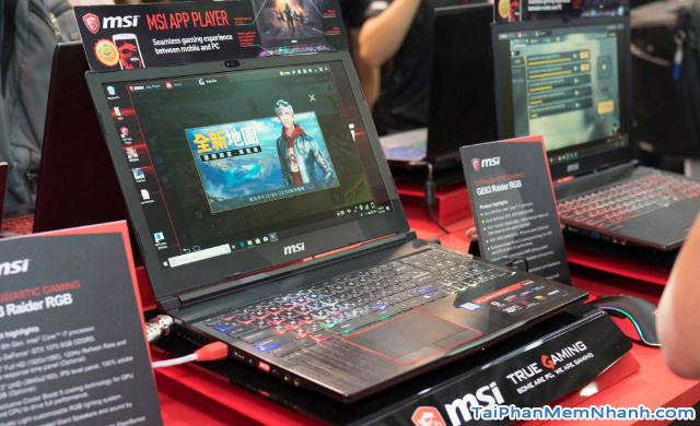 Tải cài đặt MSI App Player chơi Liên Minh: Tốc Chiến trên PC + Hình 2