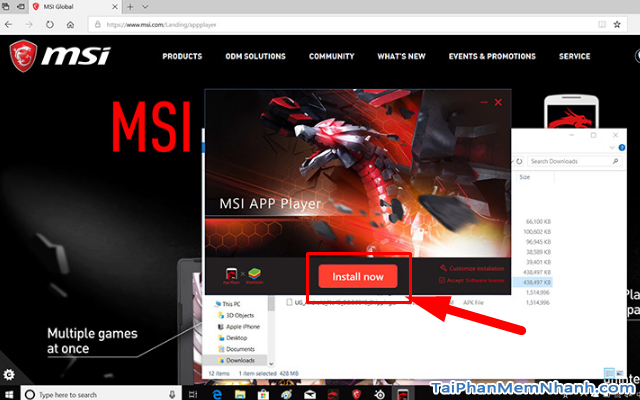 Tải cài đặt MSI App Player chơi Liên Minh: Tốc Chiến trên PC + Hình 8