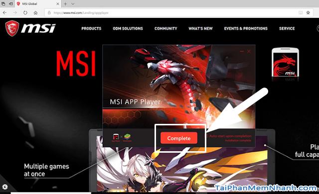 Tải cài đặt MSI App Player chơi Liên Minh: Tốc Chiến trên PC + Hình 11