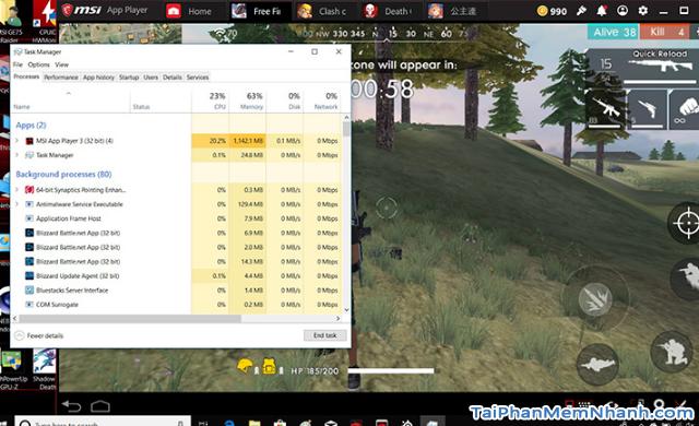 Tải cài đặt MSI App Player chơi Liên Minh: Tốc Chiến trên PC + Hình 17
