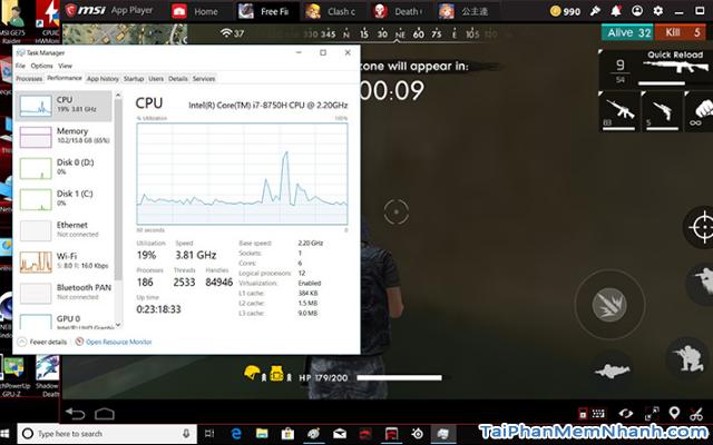 Tải cài đặt MSI App Player chơi Liên Minh: Tốc Chiến trên PC + Hình 18