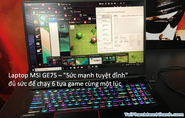 Tải cài đặt MSI App Player chơi Liên Minh: Tốc Chiến trên PC + Hình 19