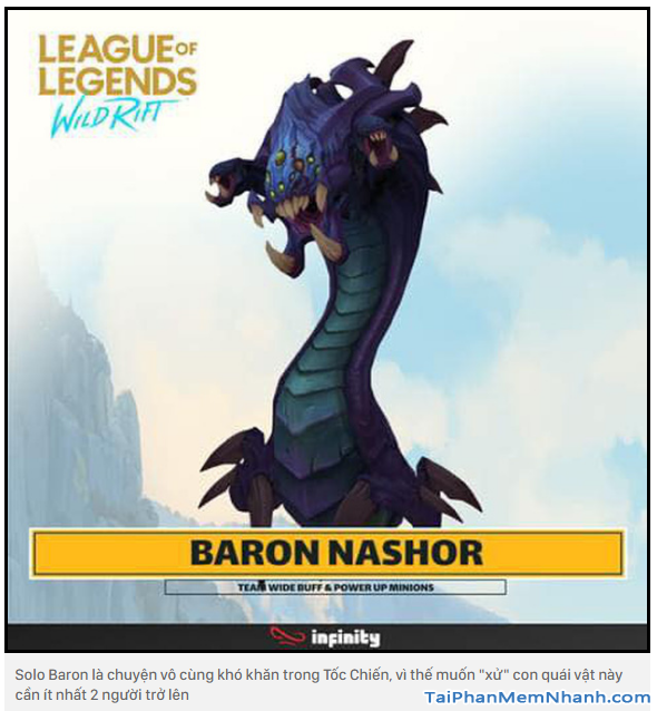Tốc Chiến Mobile: 10 tướng đi Baron Lane mạnh nhất game + Hình 3