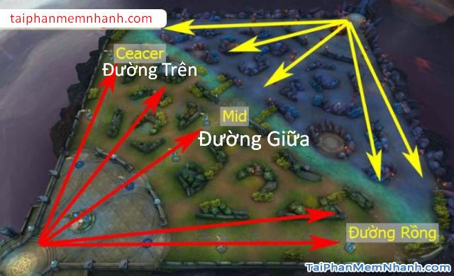 Tốc Chiến Mobile: TOP 10 Tướng Xạ Thủ Đường Rồng Mạnh Nhất + Hình 3