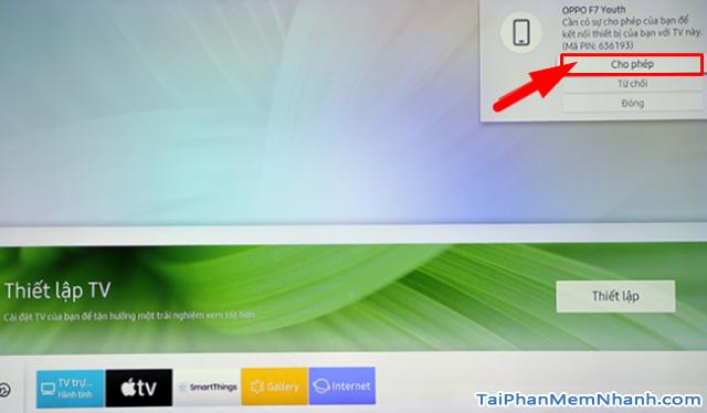 Cách kết nối Smartphone với Smart TV qua Bluetooth để phát nhạc + Hình 9