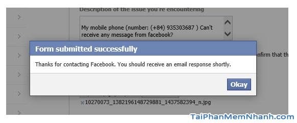 Cách lấy lại mật khẩu Facebook bằng CMT, CCCD 2021 + Hình 14