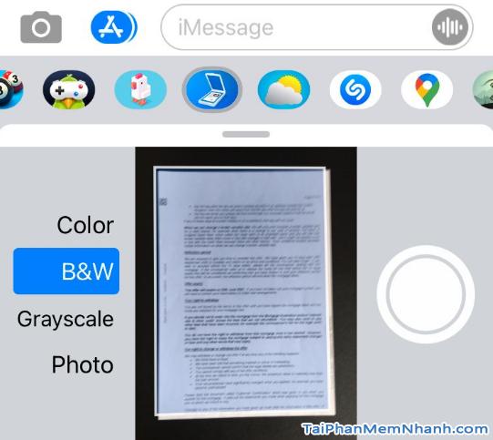 13 Tính năng của iMessage trên iPhone bạn nên biết + Hình 11