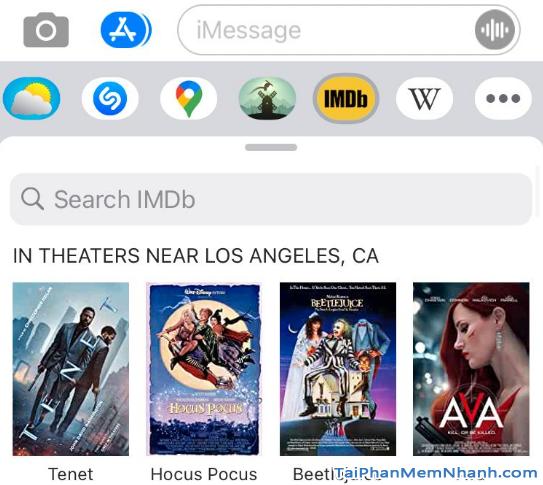 13 Tính năng của iMessage trên iPhone bạn nên biết + Hình 12