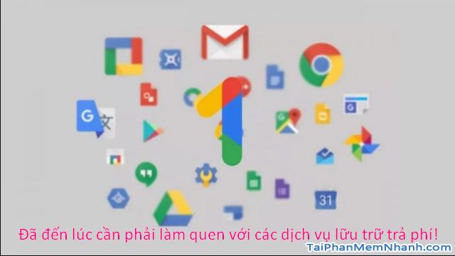 Dịch vụ lưu trữ nào thích hợp nhất khi Google Photos không còn miễn phí ?  + Hình 2