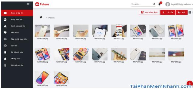 Dịch vụ lưu trữ nào thích hợp nhất khi Google Photos không còn miễn phí ?  + Hình 4