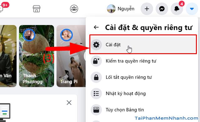 Hướng dẫn di chuyển ảnh từ Facebook sang Google Photos + Hình 5