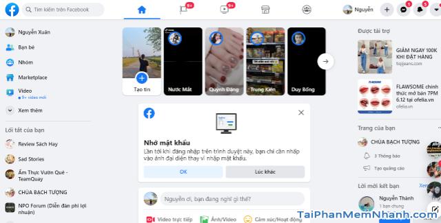 10 Thủ thuật nâng cao bảo mật cho tài khoản Facebook + Hình 2