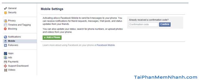 10 Thủ thuật nâng cao bảo mật cho tài khoản Facebook + Hình 12