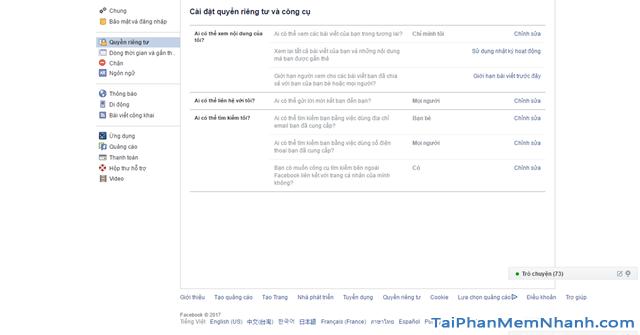 10 Thủ thuật nâng cao bảo mật cho tài khoản Facebook + Hình 19