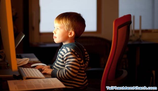 Parental Controls - Kiểm soát trẻ nhỏ dùng máy tính Windows 10 + Hình 3