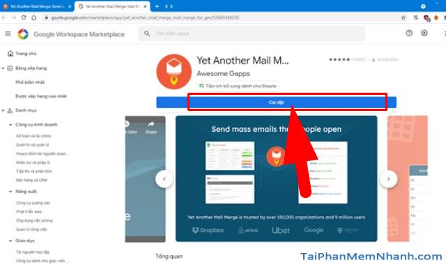 Mẹo gửi Email hàng loạt trong Gmail từ Google Sheets + Hình 3