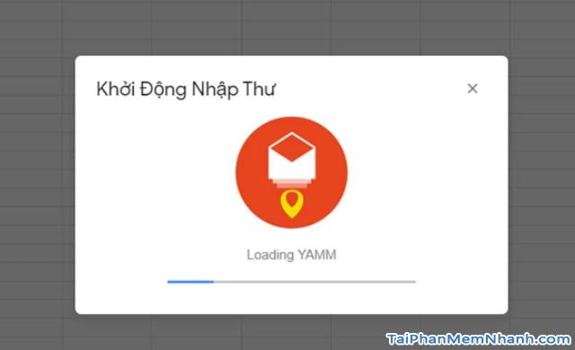 Mẹo gửi Email hàng loạt trong Gmail từ Google Sheets + Hình 12