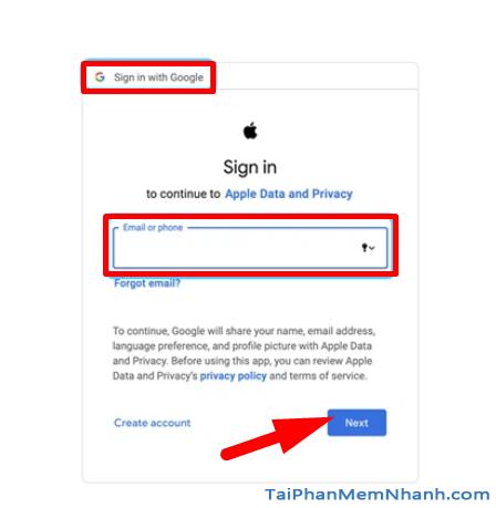 Hướng dẫn chuyển ảnh từ Apple iCloud sang Google Photos + Hình 9