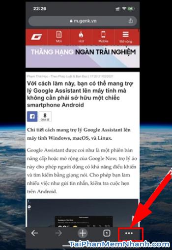 Google Chrome bổ sung thêm chức năng Reading list + Hình 4