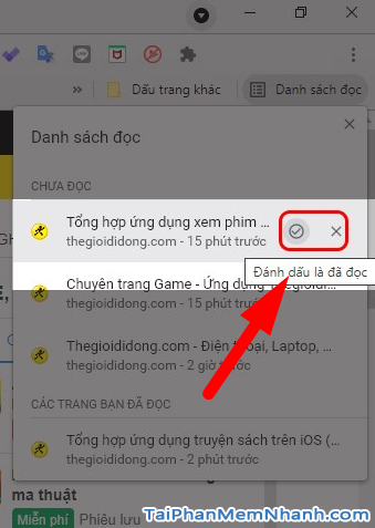Google Chrome bổ sung thêm chức năng Reading list + Hình 12