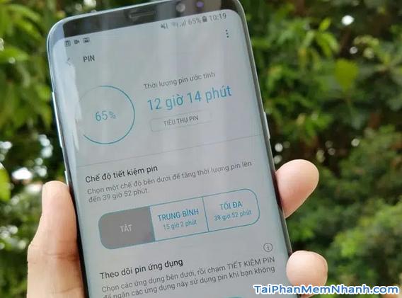 Mẹo kéo dài thời lượng PIN cho smartphone khi phải di chuyển thường xuyên + Hình 12