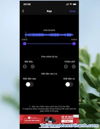 Mẹo cài đặt nhạc chuông từ bài hát yêu thích cho iPhone + Hình 11