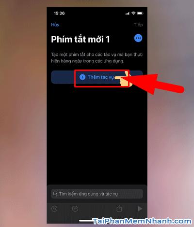 Hướng dẫn thay đổi icon ứng dụng bằng Phím tắt trên iOS 14 + Hình 5