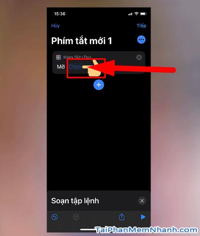 Hướng dẫn thay đổi icon ứng dụng bằng Phím tắt trên iOS 14 + Hình 8