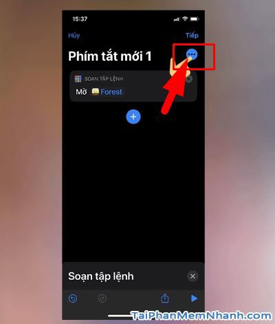 Hướng dẫn thay đổi icon ứng dụng bằng Phím tắt trên iOS 14 + Hình 10