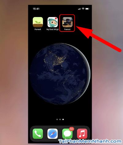Hướng dẫn thay đổi icon ứng dụng bằng Phím tắt trên iOS 14 + Hình 17