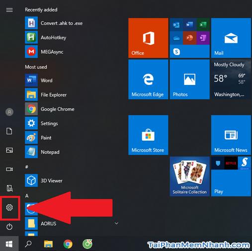 Hướng dẫn sử dụng hình ảnh để làm mật khẩu cho Windows 10 + Hình 4