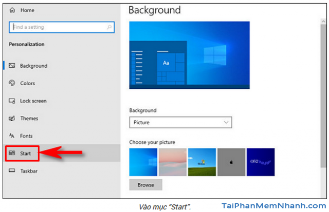 Thủ thuật Windows 10: Hướng dẫn ẩn danh sách ứng dụng trong Menu Start + Hình 6