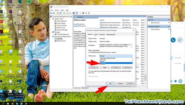 Cách tắt tự động mở cửa sổ giới thiệu sau khi Update Windows 10 + Hình 5
