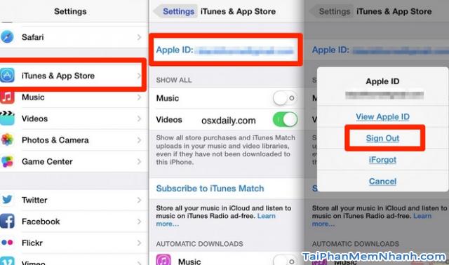 Khắc phục lỗi phương thức thanh toán bị từ chối trên App Store + Hình 7