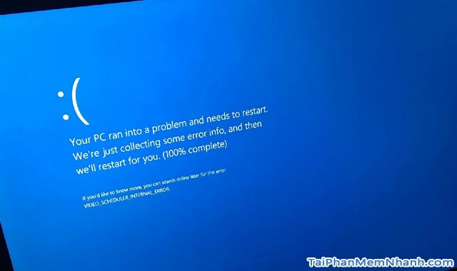 Sửa lỗi bản cập nhật Windows 10 gây lỗi tụt FPS và màn hình xanh + Hình 2